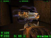 Sekret #5: Dzięki teleportowi z poprzedniego sekretu dostaniemy się do sekretu z rakietnicą - 03: Grobowiec Ramzesa - Serious Sam: Pierwsze starcie - poradnik do gry