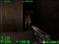 Sekret #7: Przy wyjściu z tej sali natkniemy się na podwójne schody - 03: Grobowiec Ramzesa - Serious Sam: Pierwsze starcie - poradnik do gry