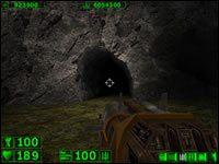 Sekret #4: Ukryte wejście do Księżycowych Gór - 04: Dolina Królów - Serious Sam: Pierwsze starcie - poradnik do gry