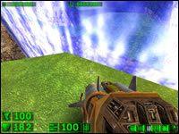 Sekret #2: To dość trudne zadanie - 05: Księżycowe góry - Serious Sam: Pierwsze starcie - poradnik do gry