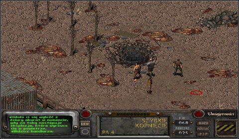 Sweeeeet... - Modoc (3) - Opis przej�cia - Fallout 2 - poradnik do gry