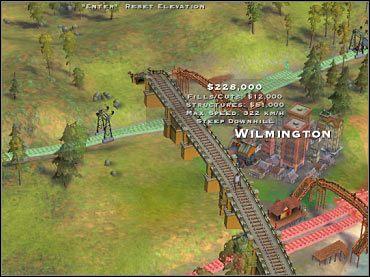 W celu dotarcia do Filadelfii będziesz najprawdopodobniej postawić kilka droższych mostów. - 2. Północny wschód USA - wskazówki (1) - Scenariusze - Sid Meiers Railroads! - poradnik do gry