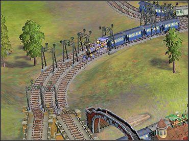 Poszerzanie istniejących torowisk jest wskazane, szczególnie w bardziej obleganych miejscach mapy. - 2. Północny wschód USA - wskazówki (2) - Scenariusze - Sid Meiers Railroads! - poradnik do gry