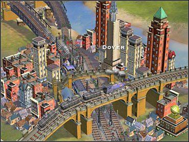 Większa ilość mostów oraz rozwidleń pozwoli usprawnić transport najważniejszych dóbr. - 2. Północny wschód USA - wskazówki (2) - Scenariusze - Sid Meiers Railroads! - poradnik do gry