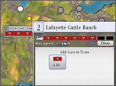 W najbliższym otoczeniu Chicago powinno ci się udać odnaleźć co najmniej dwie farmy. - 3. Środkowy zachód USA - opis - Scenariusze - Sid Meiers Railroads! - poradnik do gry