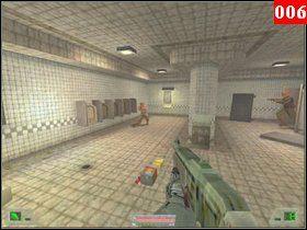 Skręć w lewo a zejdziesz do toalet - Misja 01 - Nowy Jork - Opis przejścia - Soldier of Fortune - poradnik do gry