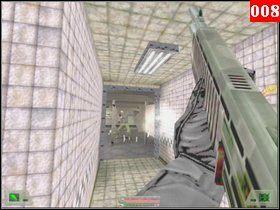 Wyjdź z stamtąd i udaj się do łazienek obok - Misja 01 - Nowy Jork - Opis przejścia - Soldier of Fortune - poradnik do gry