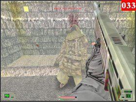 1 - Misja 03 - Kosowo 1 (1) - Opis przejścia - Soldier of Fortune - poradnik do gry