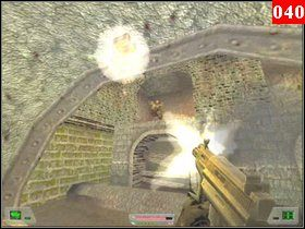 Gdy go opuścisz, znajdziesz się w pomieszczeniu, w którym przed chwilą byłeś - Misja 03 - Kosowo 1 (1) - Opis przejścia - Soldier of Fortune - poradnik do gry
