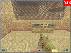 Gdy zauważysz drabinę użyj jej, aby wyjść na górę - Misja 03 - Kosowo 1 (1) - Opis przejścia - Soldier of Fortune - poradnik do gry