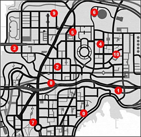1 - Dostawca narkotyków (Drug Delivery) - Aktywności dodatkowe - Grand Theft Auto IV - Xbox 360 - poradnik do gry