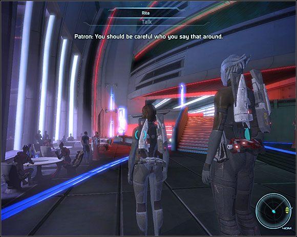 Kiedy już spotkamy się z generałem (3 - [3. Cytadela] Zadania cz.1 - Mass Effect - PC - poradnik do gry