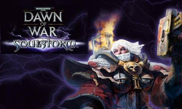 Warhammer 40000 dawn of war soulstorm по сети - coop-land ru.