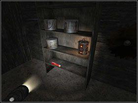 Po drugiej stronie zlokalizuj z kolei pudełko z Bawełnianym sznurkiem #1 - Opis przejścia (cz.2) - Rozdział - Penumbra: Przebudzenie - poradnik do gry