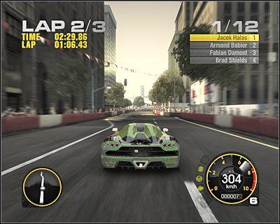 Drugi wyścig wydaje się być najprostszy z całej trójki - ARL Pro Badge - Prestige - USA - Race Driver: GRID - poradnik do gry