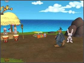 6 - Episode 2 - Moai Better Blues (cz.2) - Sam & Max: Beyond Time and Space - poradnik do gry