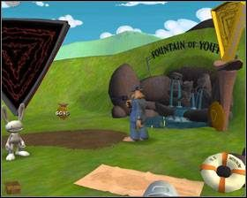 9 - Episode 2 - Moai Better Blues (cz.2) - Sam & Max: Beyond Time and Space - poradnik do gry