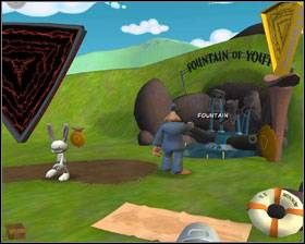 1 - Episode 2 - Moai Better Blues (cz.3) - Sam & Max: Beyond Time and Space - poradnik do gry