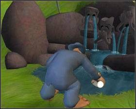 3 - Episode 2 - Moai Better Blues (cz.3) - Sam & Max: Beyond Time and Space - poradnik do gry