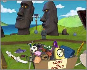 6 - Episode 2 - Moai Better Blues (cz.3) - Sam & Max: Beyond Time and Space - poradnik do gry