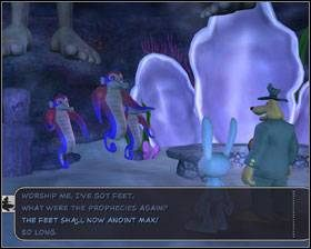 7 - Episode 2 - Moai Better Blues (cz.3) - Sam & Max: Beyond Time and Space - poradnik do gry