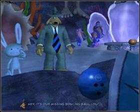8 - Episode 2 - Moai Better Blues (cz.3) - Sam & Max: Beyond Time and Space - poradnik do gry