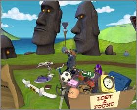 6 - Episode 2 - Moai Better Blues (cz.4) - Sam & Max: Beyond Time and Space - poradnik do gry