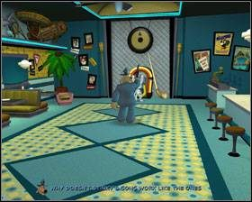7 - Episode 2 - Moai Better Blues (cz.4) - Sam & Max: Beyond Time and Space - poradnik do gry