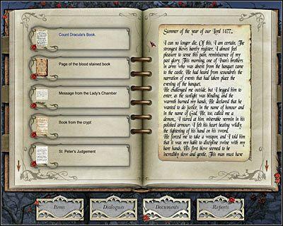 Wysłuchaj komentarza ze strony Van Helsinga - Posiadłość Godalmingów (cz.6) - Londyn - Dracula: Początek - poradnik do gry