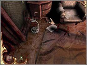 4 - [Opis przejścia] Część druga (2) - Sherlock Holmes: Tajemnica Mumii - poradnik do gry