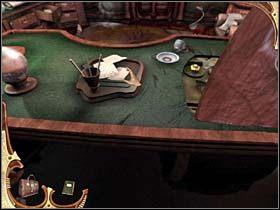 1 - [Opis przejścia] Część druga (3) - Sherlock Holmes: Tajemnica Mumii - poradnik do gry