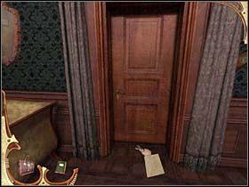 4 - [Opis przejścia] Część druga (3) - Sherlock Holmes: Tajemnica Mumii - poradnik do gry