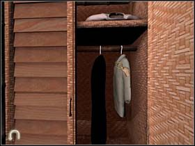 Wchodzi do sypialni pana domu - [Opis przejścia] Część druga (3) - Sherlock Holmes: Tajemnica Mumii - poradnik do gry