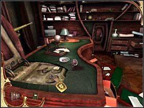 4 - [Opis przejścia] Część druga (4) - Sherlock Holmes: Tajemnica Mumii - poradnik do gry
