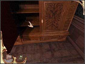 5 - [Opis przejścia] Część druga (4) - Sherlock Holmes: Tajemnica Mumii - poradnik do gry