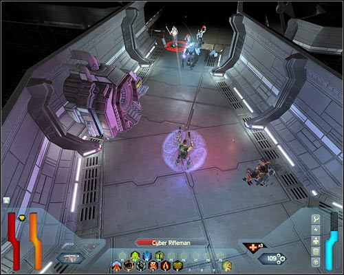 1 - Medical Center Delta #2 - Questy (cz.1) - Poziom 7 - Space Siege - poradnik do gry