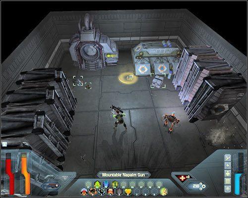 Zadanie 2: Find suitable transportation for Jake (Znajdź środek transportu dla Jake'a) - Medical Center Delta #2 - Questy (cz.2) - Poziom 7 - Space Siege - poradnik do gry