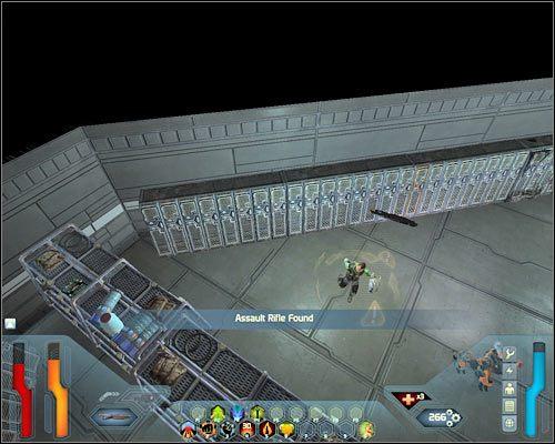 Zadanie 3: Return to Jake (Powróć do Jake'a) - Medical Center Delta #2 - Questy (cz.2) - Poziom 7 - Space Siege - poradnik do gry