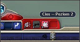 Po zaznaczeniu celu klikaj ikony ataków, które chcesz wykonać - Walka - Faza stwora - Spore - poradnik do gry