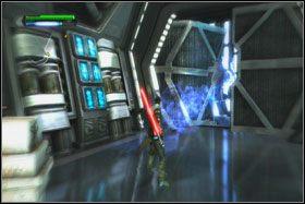 2 - Misja 01 - TIE Fighter Factory (cz.1) - Star Wars: The Force Unleashed - poradnik do gry