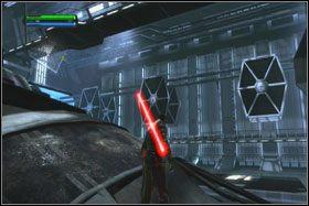 3 - Misja 01 - TIE Fighter Factory (cz.1) - Star Wars: The Force Unleashed - poradnik do gry