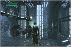4 - Misja 01 - TIE Fighter Factory (cz.1) - Star Wars: The Force Unleashed - poradnik do gry