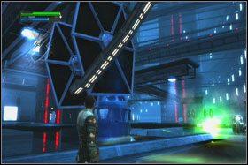 6 - Misja 01 - TIE Fighter Factory (cz.1) - Star Wars: The Force Unleashed - poradnik do gry