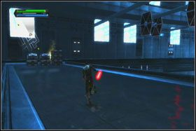 8 - Misja 01 - TIE Fighter Factory (cz.1) - Star Wars: The Force Unleashed - poradnik do gry