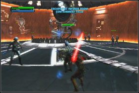 2 - Misja 01 - TIE Fighter Factory (cz.2) - Star Wars: The Force Unleashed - poradnik do gry