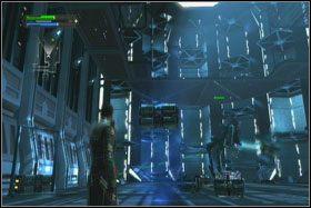 4 - Misja 01 - TIE Fighter Factory (cz.2) - Star Wars: The Force Unleashed - poradnik do gry