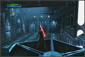 5 - Misja 01 - TIE Fighter Factory (cz.2) - Star Wars: The Force Unleashed - poradnik do gry
