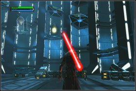 7 - Misja 01 - TIE Fighter Factory (cz.2) - Star Wars: The Force Unleashed - poradnik do gry