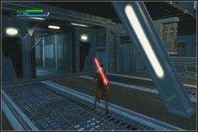 2 - Misja 01 - TIE Fighter Factory (cz.3) - Star Wars: The Force Unleashed - poradnik do gry