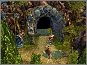 Wejście do kopalni Creiston znajdziesz w Arlanii. - Traktat pokojowy z krasnoludami - Zadania główne - Kings Bounty: Legenda - poradnik do gry
